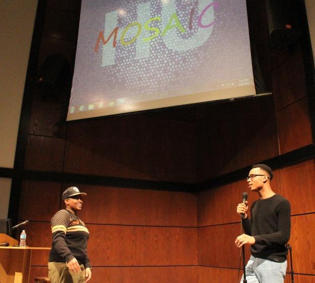 MOSAIC, a club for the LGBTQ community becomes an official organization. (Joanna Rowell//Hampton Script)