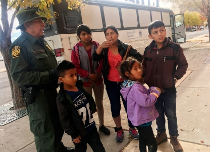 Border-Immigrant Shelters